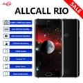 Allcall Рио двойная задняя камера Cam 3G 5,0 дюймов мобильный телефон IPS 1 ГБ Оперативная память 16 Гб Встроенная память 8MP HD Камера MTK6580A Quad-Core Android 7,0 с...