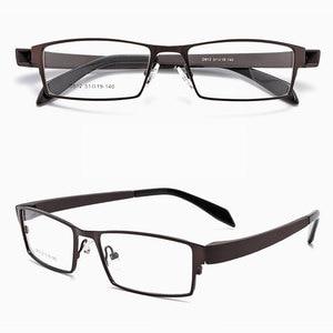 Image 3 - Reven bate marco frontal de aleación para gafas de hombre y mujer, TR 90 de plástico Flexible, patillas ópticas, montura para gafas, D812