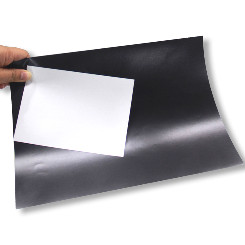 Самоклеящийся мягкий резиновый Магнитный струйный печатный лист для пресс-форм/крепкий гибкий магнит для холодильника 297x210 мм
