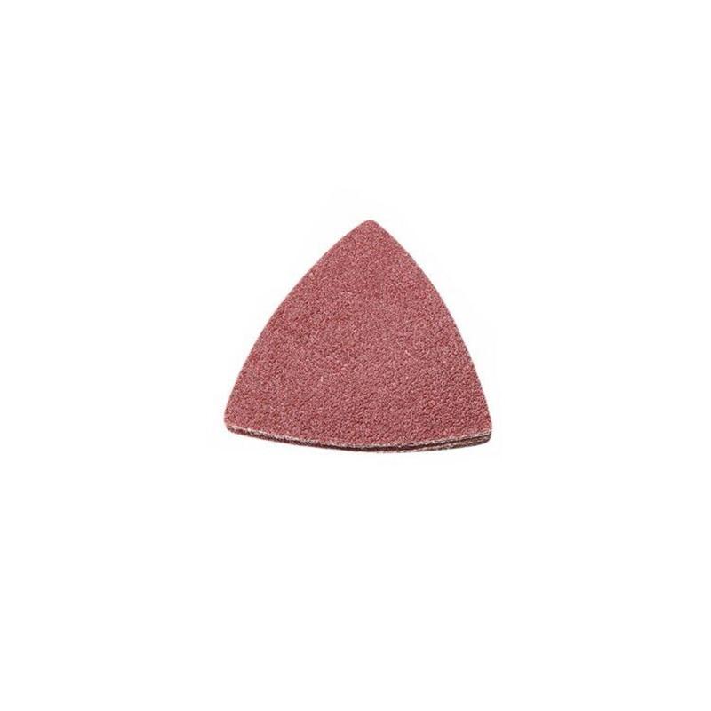 Hot Sale 32pcs/set Mixed Grade 60/120/180/240 Grit 80mm Triangular Sand Paper Set Polishing Abrasive Tools New Arrival