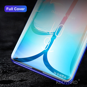 Image 5 - 3D 20D Full Curved Cover Tempered Glass for Samsung Galaxy S10E S10 5G S9 S8 Plus S7 Edge Note 8 9 A8 2018 Screen Protector Film