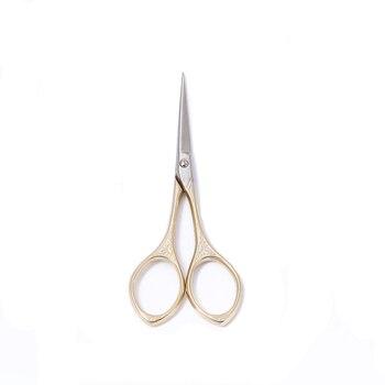 Stylizacja przyrząd do usuwania naskórka trymer do nosa twarzy trymer nożycowy Manicure uroda pielęgnacja paznokci brwi Cut układanie włosów narzędzie