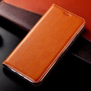 Image 5 - Babylone Style étui pour huawei en cuir véritable Nova 2 2S 3 3i 3e 4 4e 5 5i 5T 6 SE Pro Plus Lite housse de téléphone portable