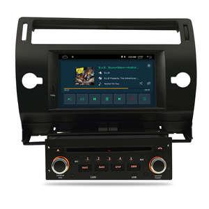 Image 3 - Android 10.0 Car DVD Player GPS Glonass Navi per Citroen C4 C Triomphe C Quatre 2005 2006 2007 2008 2009 Radio Audio Stereo