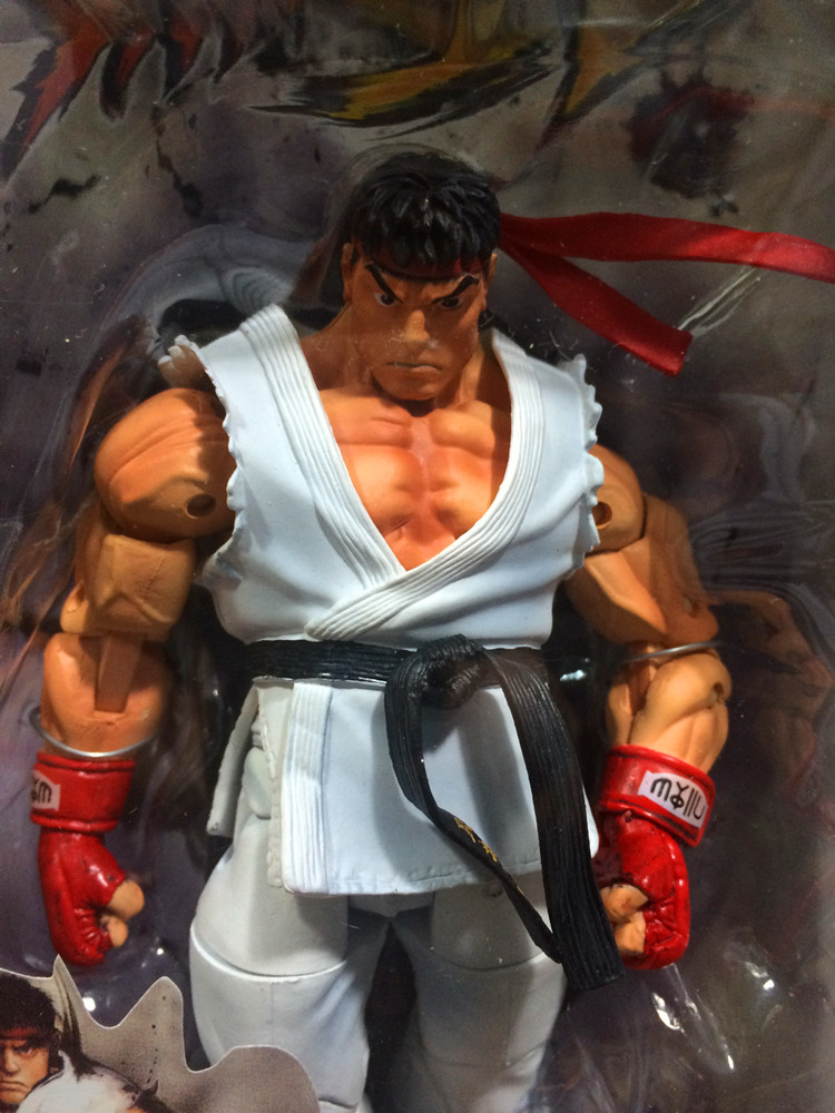Street Fighter IV Action Figures 18cm 8