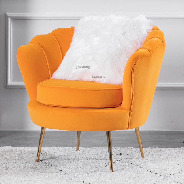 Single Shell Accent Chair 5