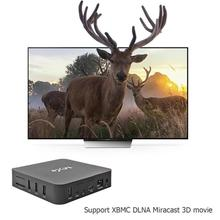 Hot Sale MX9 4K Quad Core 2GB RAM 16GB ROM Android 7.1 TV BOX