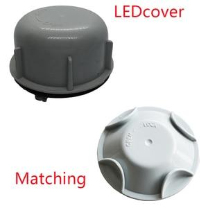 Image 5 - 1 pc עבור טויוטה Elfa רכב מנורת אביזרי LED הנורה הארכת אבק כיסוי hid מנורת גישה כיסוי פנס מנורת כובע תקע עמיד למים