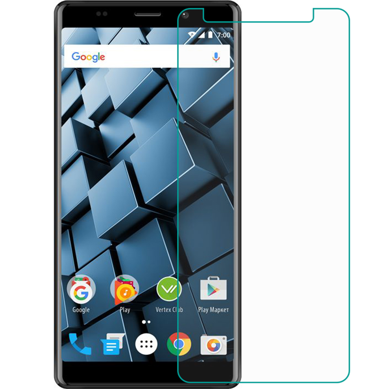 Tempered Glass For Vertex Impress Blade Cube Click NFC Fire Flash Forest Game Nero GLASS Protective Film Screen Protector Cover