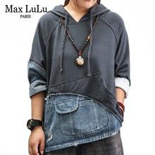 LuLu Felpe Modo Streetwear