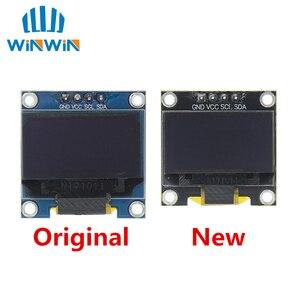 0.96 inch IIC Serial 4pin Whit