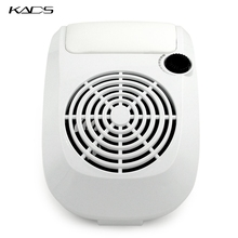 KADS Nail Dust Collector White Nail Vacuum Cleaner High Power Low Noisy Manicure Machine Polishing Nail Equipment Tool 40W