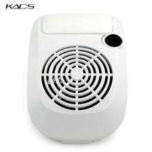 KADS ongles collecteur de poussière blanc ongles aspirateur haute puissance faible bruyant manucure Machine polissage ongles équipement outil 40W