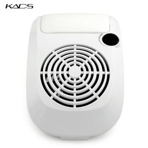 Image 1 - KADS נייל אבק אספן לבן נייל שואב אבק גבוהה כוח נמוך רועש מניקור מכונת ליטוש ציפורניים ציוד כלי 40W