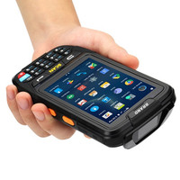 PDA Scanner Rugged Handheld Android 7.0 data collector Wireless 4G Wifi 1D 2D barcode reader Warehouse inventory pda terminal