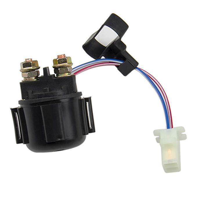 NEW STARTER SOLENOID RELAY YAMAHA WARRIOR 350 YFM350 YFM350X ATV 1987-2004