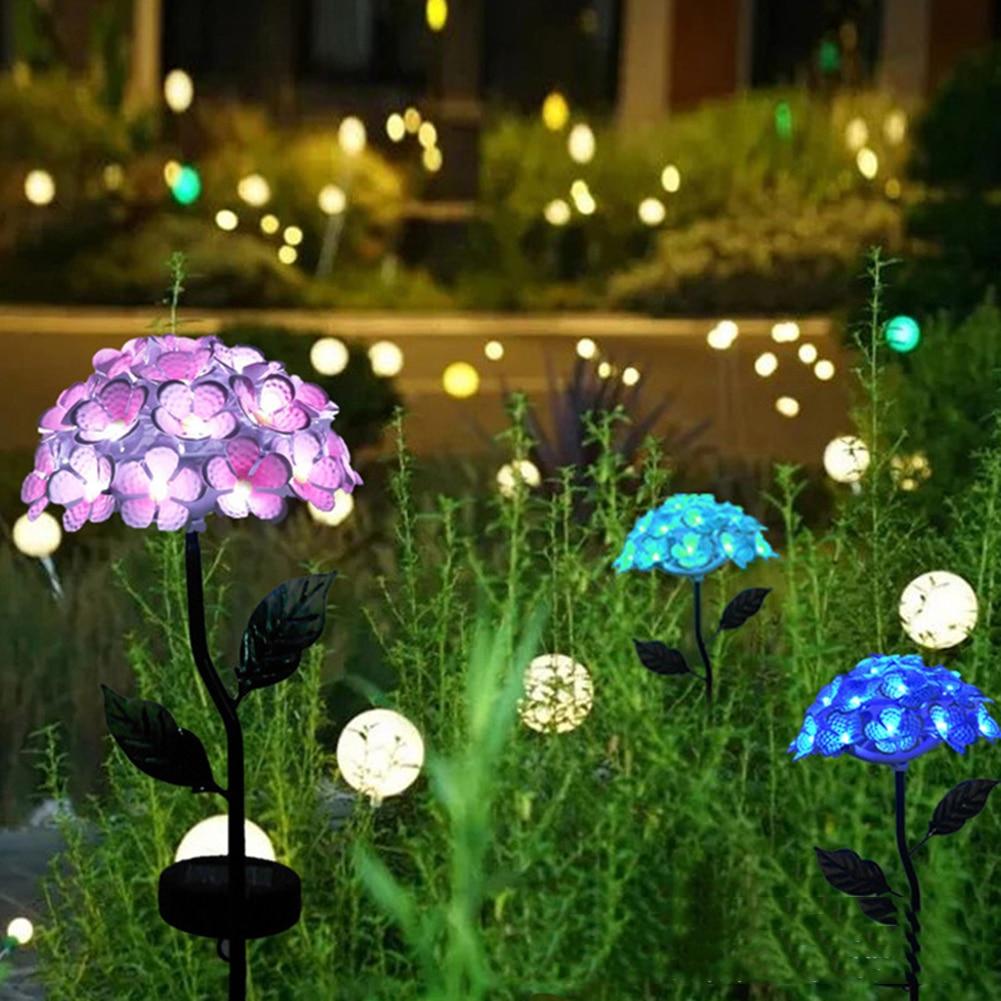Parque jardim caminho gramado decorativo solar jardim