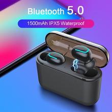 Bluetooth Earphones TWS 5.0 Wireless Headphones Earphone Handsfree Headphone Sports Earbuds Gaming Headset for iphone xiaomi