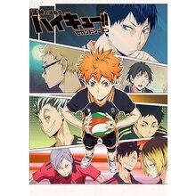 hinata syouyou Poster Fan Gift 42*30CM Haikyuu!!