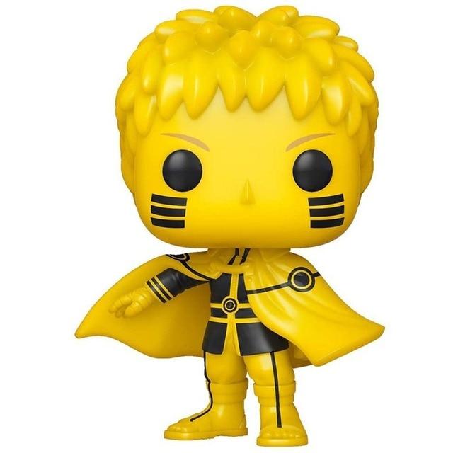 FUNKO POP NARUTO Uzumaki Naruto 724# Vinly Action Figure Toys Ainme Figure Model Dolls for Kids Birthday Gifts 4