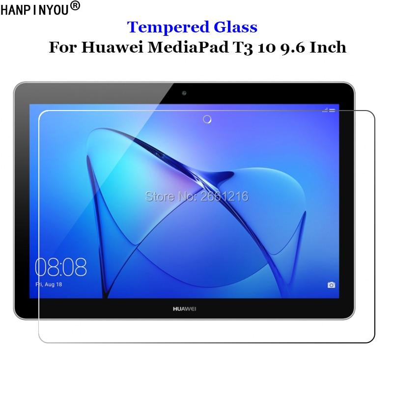 Для huawei MediaPad T3 10 AGS-W09 AGS-L09 AGS-L03 закаленное Стекло с уровнем твердости 9H 2.5D Премиум Экран защитная пленка