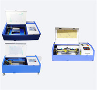 110/220 v 50 w 200*300mm mini co2 laser gravador gravura máquina de corte 3020 laser com usb esporte