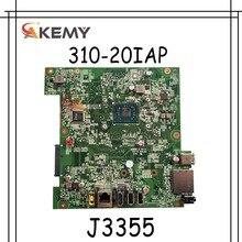 Para lenovo aio 310-20iap placa-mãe com j3455 ou j3355 fru 01gj213 01gj214 01gj216 ddr3 mb 100% testado navio rápido