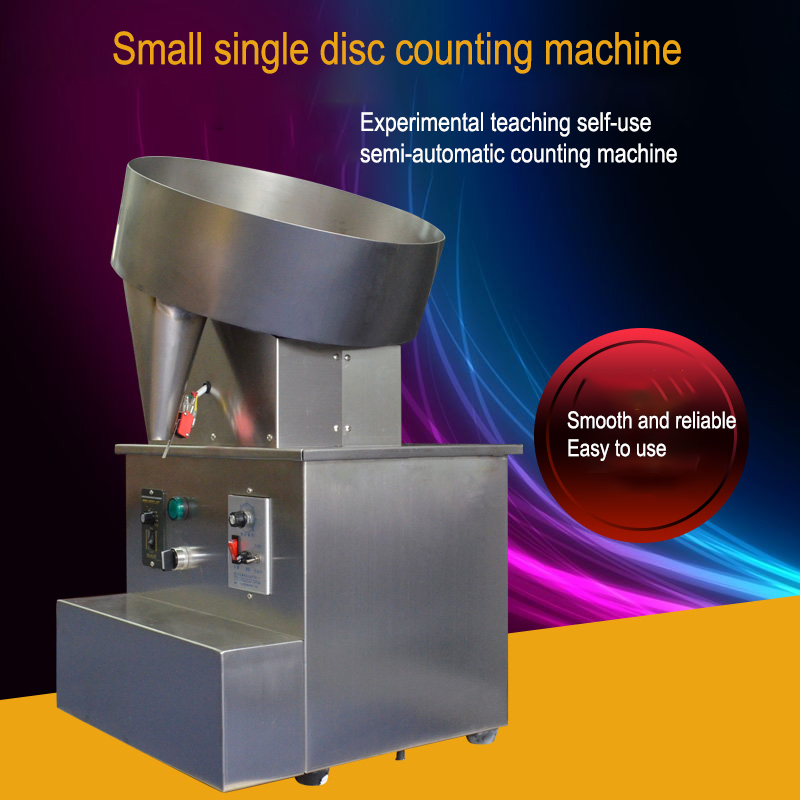 SPN-400 stainless steel capsule counting machine / digital granulator / automatic counting machine