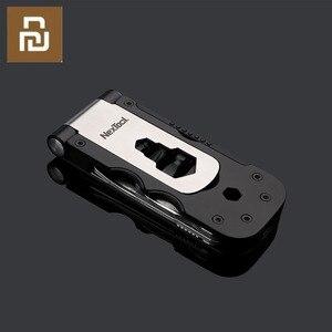 Image 1 - Nextool multi funcional ferramenta de bicicleta manga magnética requintado e portátil ferramenta de reparo de chave ao ar livre