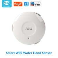 Coolcam NEO wifi умная протечка воды датчик дома Securit wifi детектор утечки воды приложение уведомления оповещения датчик воды сигнализация