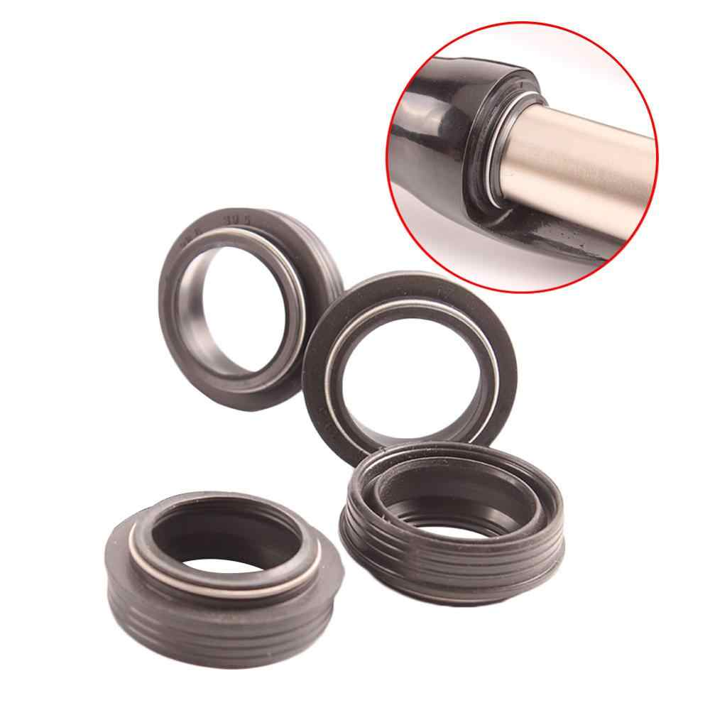 32mm Bicycle Front Fork Sponge Ring Oil Foam Dust Seals Component Parts Tubes