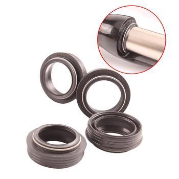 Juntas de aceite de sellado de polvo de horquilla delantera de bicicleta para Fox Rockshox Xfusion, Kits de reparación de horquilla de piezas de 32/34/28,6/32mm