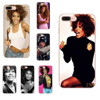 Retail Whitney Houston Star For HTC U11 Life Capa U11 Plus U 11 U12 Life Soft Fashion Cell Case image