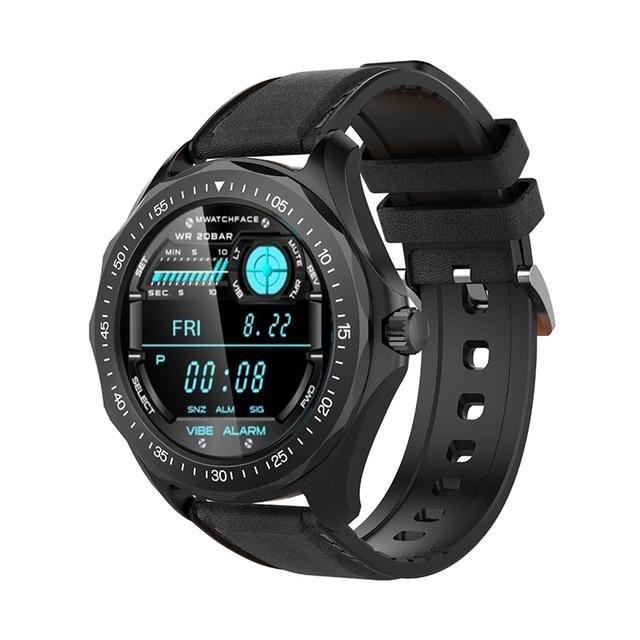 BlitzWolf Official Store BW-HL3 Smart Watch Heart Rate Blood Pressure Monitor Fitness Track Sport 2020 Smartwatch For Men Women 4