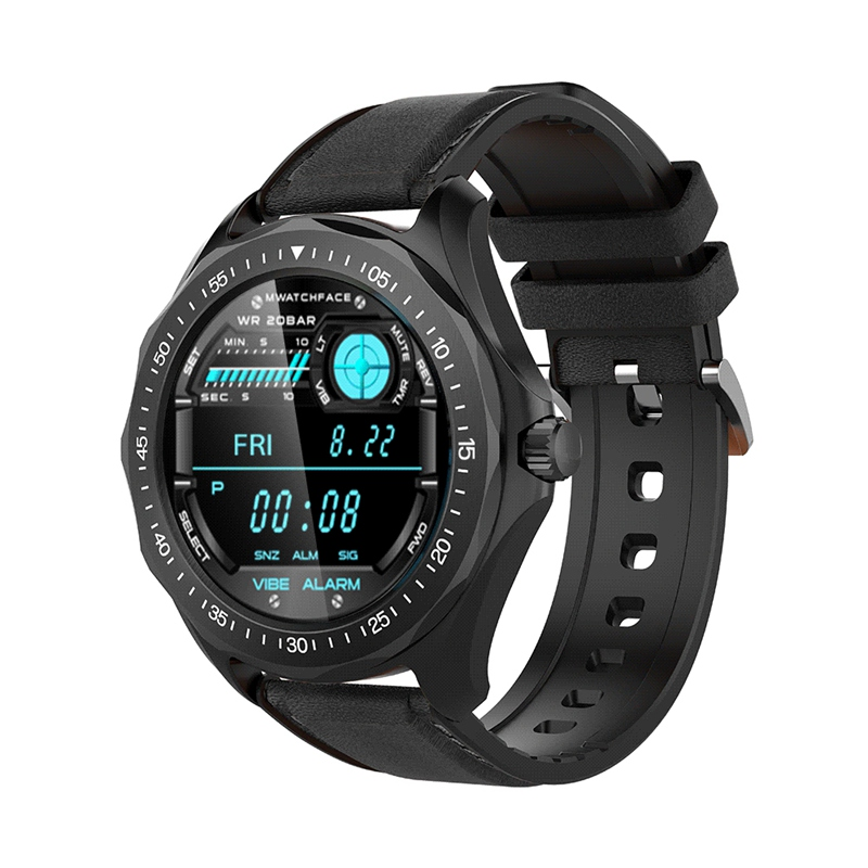 lowest price BlitzWolf Official Store BW-HL3 Smart Watch Heart Rate Blood Pressure Monitor Fitness Track Sport 2020 Smartwatch For Men Women