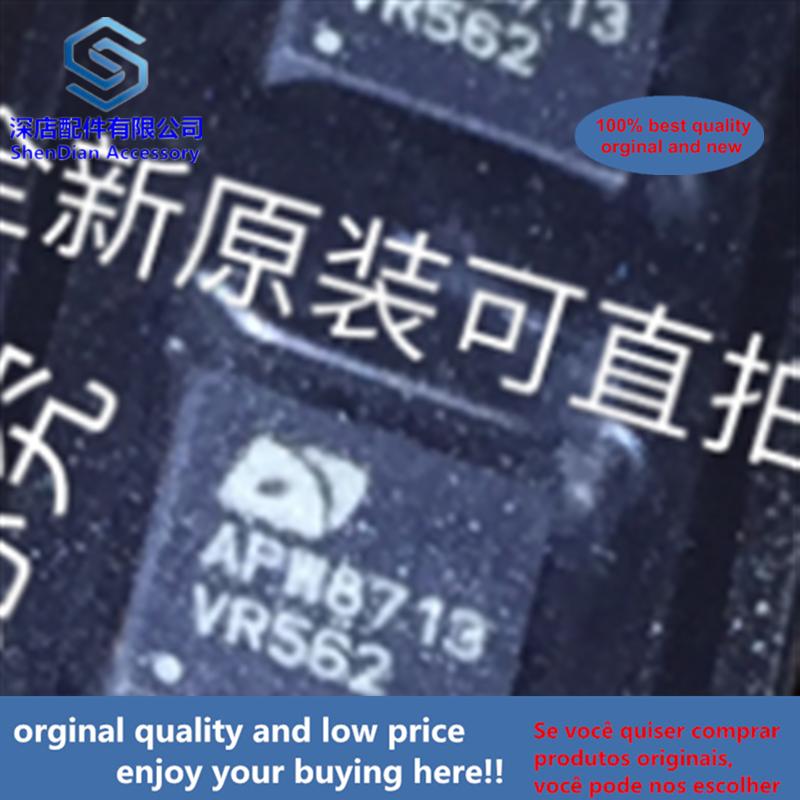 5pcs 100% Orginal And New APW8713QBI-TRG QFN APW8713 Best Qualtiy