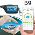 NFLH LH001 B9 GSM/GPS control de teléfono móvil coche GSM/GPS coche doble uso sistema de alarma antirrobo