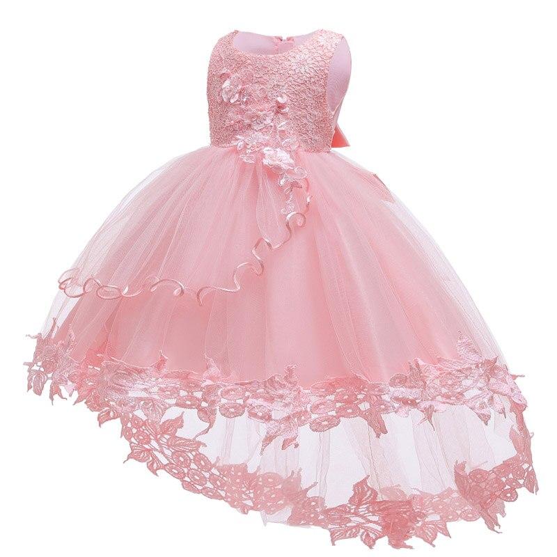 Одежда для новорожденных Платья принцессы для маленьких девочек 1 год платье на день рождения детское платье для вечеринки детское платье д...