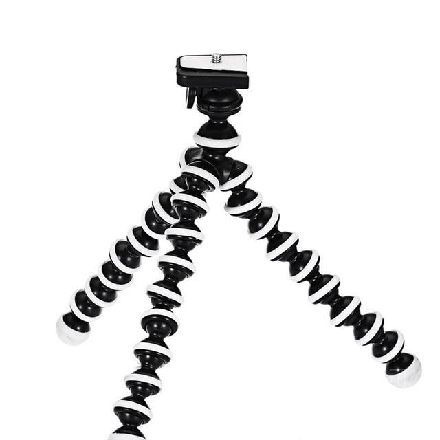 Mini Portable Flexible Stativ Octopus Stand Gorilla Pod für Phone Kamera