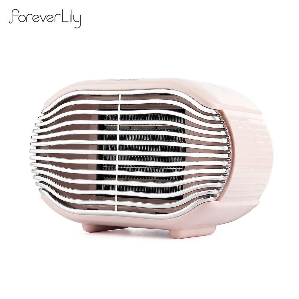 Мини-вентилятор электрический с инфракрасным подогревом, быстрая энергосберегающая теплая нагревательная установка для офиса, мини-порта...