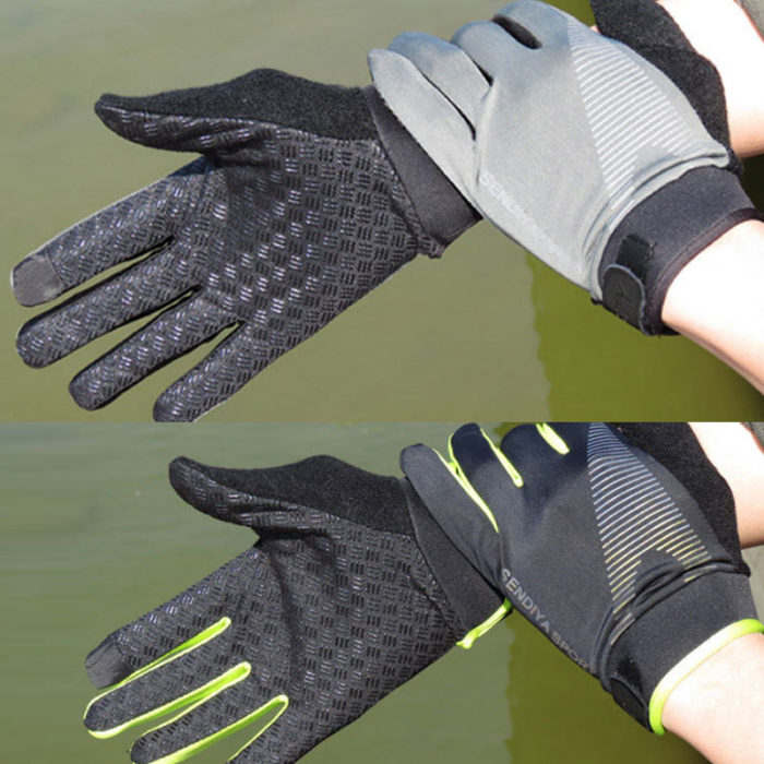 He8016525447d48f4babc37dd03a642a8c - Newly 1 Pair Bike Bicycle Gloves Full Finger Touchscreen Men Women  MTB Gloves Breathable Summer Mittens FIF66