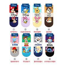 Носки с мультяшными героями Диснея Микки Маус Дональд Дак Джуди