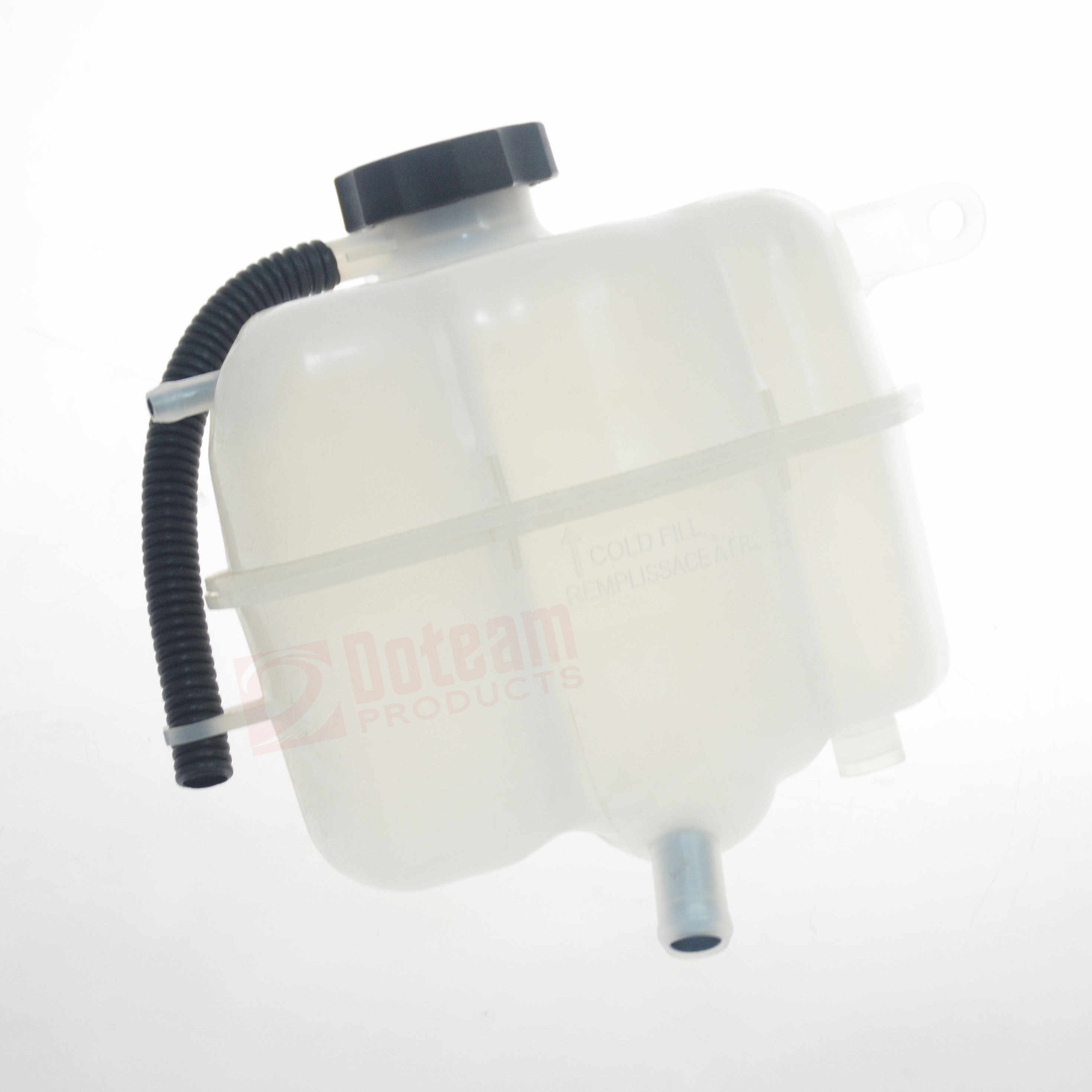 Coolant Reservoir Expansion Tank compatible with Escalade//Tahoe//GMC Yukon 07-14 w//Cap 140KPA   20PSI Plastic