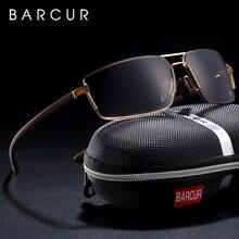 BARCUR Cutom Sonnenbrille Männer Driving Shades Männlichen Sonne Gläser Für Männer Oculos de sol