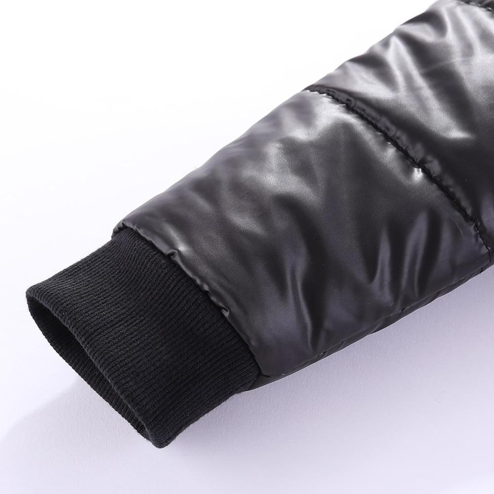 Mudkingdom Baby Boys Winter Jacket Solid Hooded Detachable Windproof Kids Warm Cotton Padded Coat 5