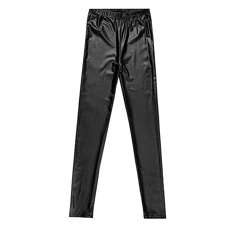 Faux Leather Leggings Sexy Women Leggins Thin Black Leggings Stretchy Leggins Push Up,XXL