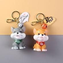 Creative Keychain Present Shiba Inu Best-Friend Backpack Pendant Gifts Funny New-Fashion