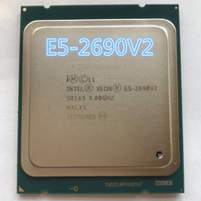 Intel Processore E5-2690 V2 e5 -2690 V2 SR1A5 3.0Ghz 10 Core 25MB Socket LGA 2011 Xeon CPU e5 2690 V2