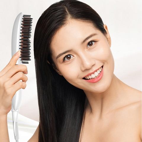 Профессиональный электронный ионный Выпрямитель для волос 200