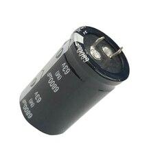 Condensateurs électrolytiques en aluminium, 63v 6800uf, volume 25x50mm